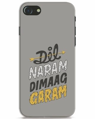 Shop Dimaag Garam iPhone 7 Mobile Cover-Front