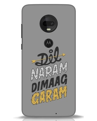 Shop Dimaag Garam Moto G7 Mobile Cover-Front