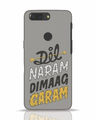 Shop Dimaag Garam OnePlus 5T Mobile Cover-Front