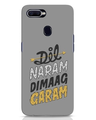 Shop Dimaag Garam Oppo F9 Pro Mobile Cover-Front