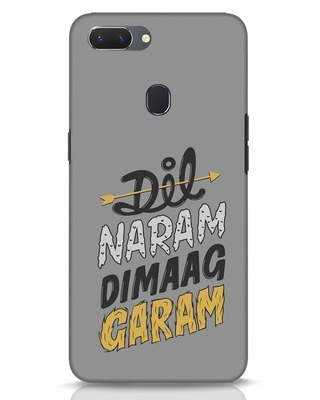 Shop Dimaag Garam Realme 2 Mobile Cover-Front