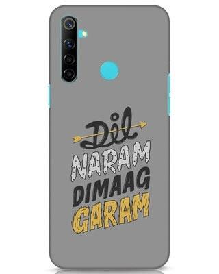 Shop Dimaag Garam Realme Narzo 10 Mobile Cover-Front