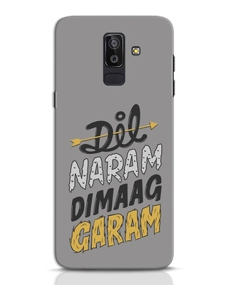 Shop Dimaag Garam Samsung Galaxy J8 Mobile Cover-Front