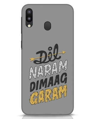 Shop Dimaag Garam Samsung Galaxy M20 Mobile Cover-Front