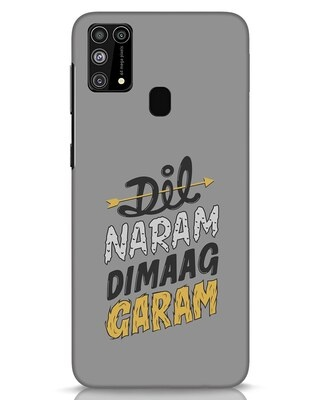 Shop Dimaag Garam Samsung Galaxy M31 Mobile Cover-Front