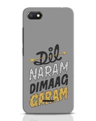 Shop Dimaag Garam Xiaomi Redmi 6A Mobile Cover-Front