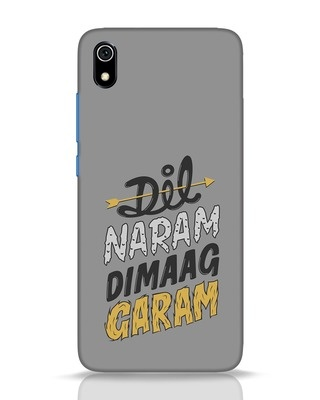 Shop Dimaag Garam Xiaomi Redmi 7A Mobile Cover-Front