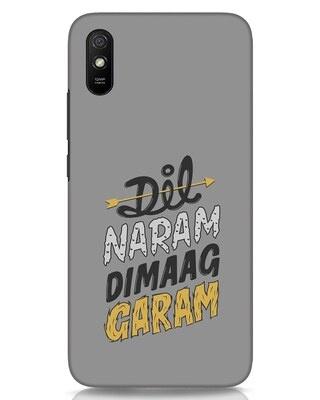 Shop Dimaag Garam Xiaomi Redmi 9A Mobile Cover-Front