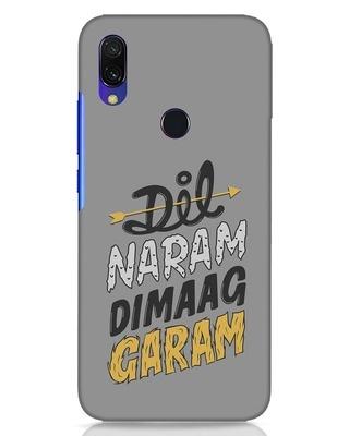 Shop Dimaag Garam Xiaomi Redmi Y3 Mobile Cover-Front