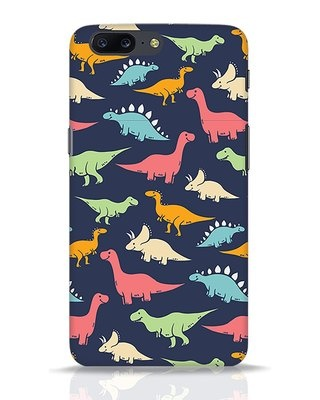 Shop Dinos OnePlus 5 Mobile Cover-Front