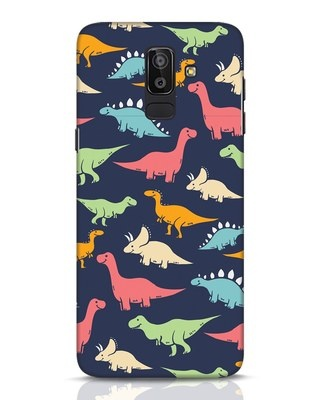 Shop Dinos Samsung Galaxy J8 Mobile Cover-Front