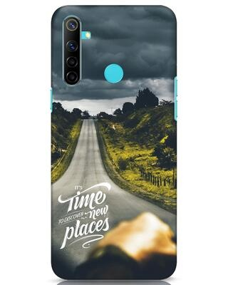 Shop Discover New Places Realme Narzo 10 Mobile Cover-Front