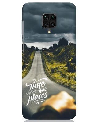 Shop Discover New Places Xiaomi Poco M2 pro Mobile Cover-Front