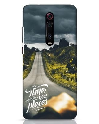 Shop Discover New Places Xiaomi Redmi K20 Pro Mobile Cover-Front