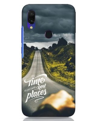 Shop Discover New Places Xiaomi Redmi Y3 Mobile Cover-Front