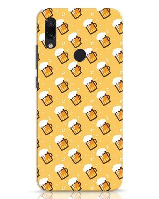 Shop Dizzy Xiaomi Redmi Note 7 Mobile Cover-Front