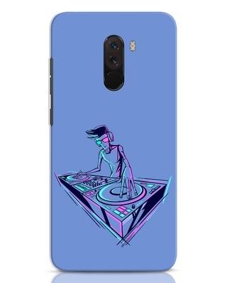 Shop Dj Funk Xiaomi POCO F1 Mobile Cover-Front