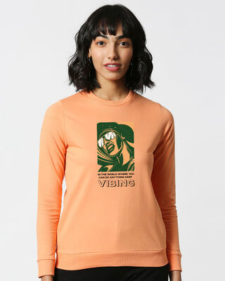 Shop Do Anything Fleece Sweater-Front