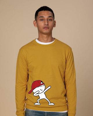 Shop Doe Bolt Sweatshirt-Front