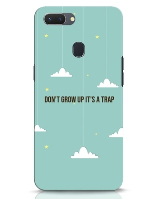 Shop Dont Grow Up Realme 2 Mobile Cover-Front