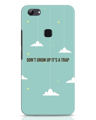 Shop Dont Grow Up Vivo Y83 Mobile Cover-Front