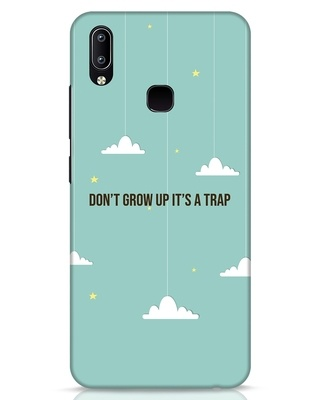Shop Dont Grow Up Vivo Y91 Mobile Cover-Front