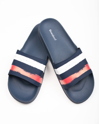 Shop Double Brush Stripes Sliders-Front
