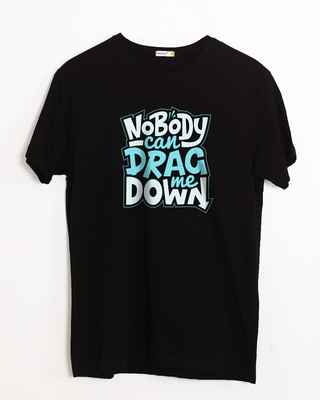 Buy Drag Me Down Half Sleeve T-Shirt Online India @ Bewakoof.com