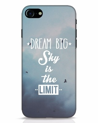 Shop Dream Big iPhone 7 Mobile Cover-Front