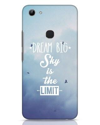 Shop Dream Big Vivo Y81 Mobile Cover-Front