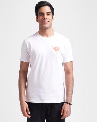 Shop Official SRH: Warner Fan Jersey (White)-Front