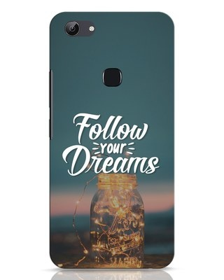 Shop Dreams To Be Followed Vivo Y83 Mobile Cover-Front