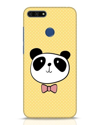 Shop Dressy Panda Huawei Honor 7A Mobile Cover-Front