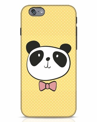 Shop Dressy Panda iPhone 6 Mobile Cover-Front