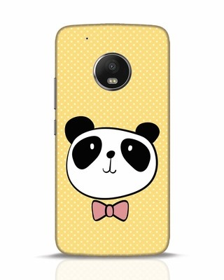 Shop Dressy Panda Moto G5 Plus Mobile Cover-Front
