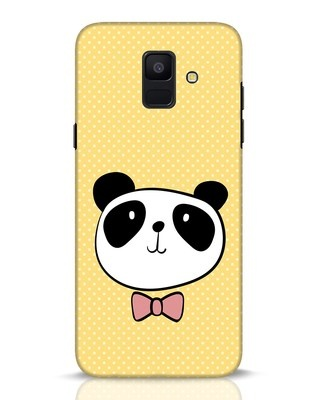 Shop Dressy Panda Samsung Galaxy A6 2018 Mobile Cover-Front