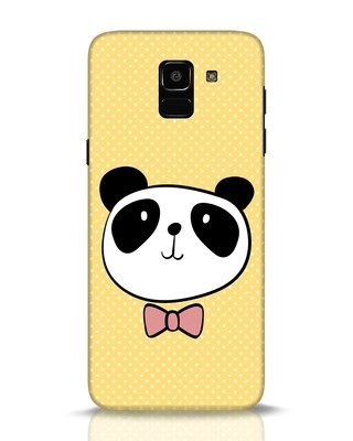 Shop Dressy Panda Samsung Galaxy J6 Mobile Cover-Front