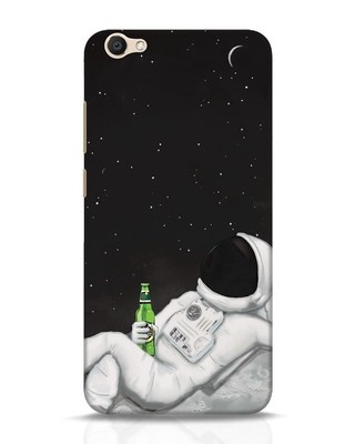 Shop Drinking Astronaut Vivo V5 Mobile Cover-Front