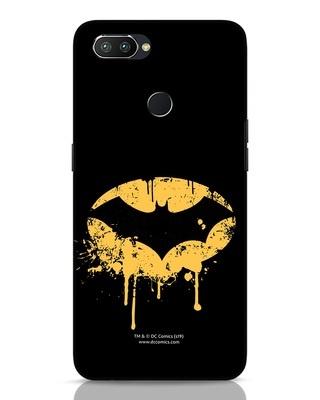 Shop Dripping Batman Realme 2 Pro Mobile Cover (BML)-Front