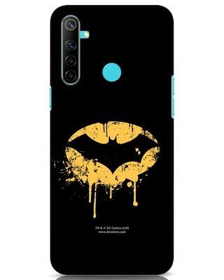 Shop Dripping Batman Realme Narzo 10 Mobile Cover (BML)-Front