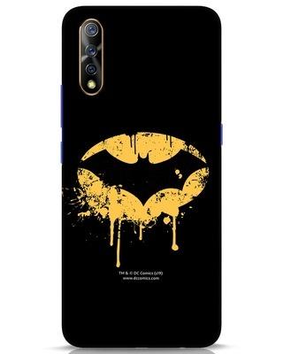 Shop Dripping Batman Vivo S1 Mobile Cover (BML)-Front
