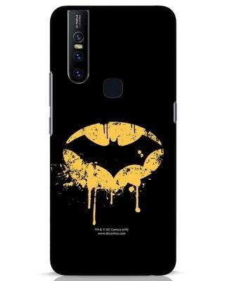 Shop Dripping Batman Vivo V15 Mobile Cover (BML)-Front