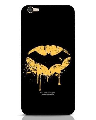 Shop Dripping Batman Vivo V5 Mobile Cover (BML)-Front
