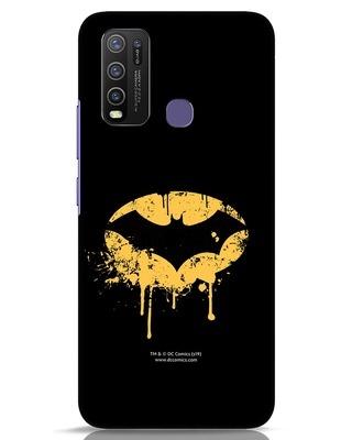 Shop Dripping Batman Vivo Y50 Mobile Cover (BML)-Front