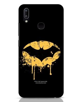 Shop Dripping Batman Vivo Y91 Mobile Cover (BML)-Front