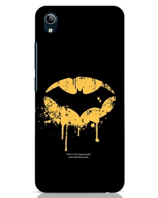 Shop Dripping Batman Vivo Y91i Mobile Cover (BML)-Front