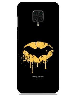 Shop Dripping Batman Xiaomi Poco M2 pro Mobile Cover (BML)-Front
