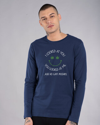 Shop Dus Bahaane Full Sleeve T-Shirt-Front
