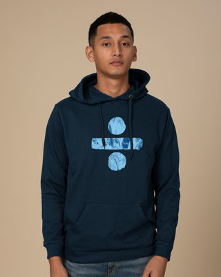 Shop Ed She Ran Fleece Hoodies-Front