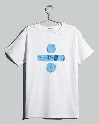 Shop Ed She Ran Half Sleeve T-Shirt-Front